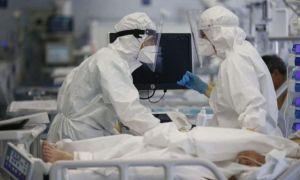 INSP: Peste 91% din decesele COVID au fost la pacienți nevaccinați