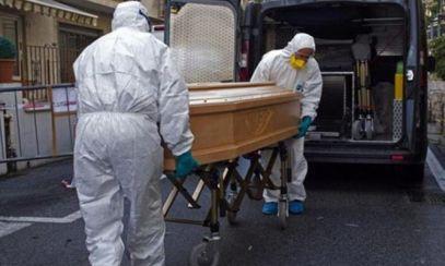 Statistici înfiorătoare: În Europa, o persoană moare de COVID-19 la fiecare 17 secunde