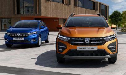 Dacia Sandero, în top 5 al vânzărilor în Franța