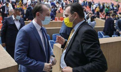 """ORBAN, atac voalat la premierul CÎȚU: """"Cine a stabilit ținte de vaccinare trebuia să le urmărească. Eu m-am ferit să fac asta…"""""""