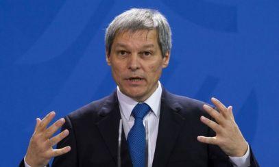 """Dacian Cioloș, mesaj pentru cei care îl contestă: """"Societatea noastră trebuie să iasă din fascinaţia JOCULUI politic"""""""