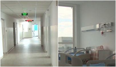 Se deschide spitalul modular de la Lețcani pentru pacienții cu COVID-19