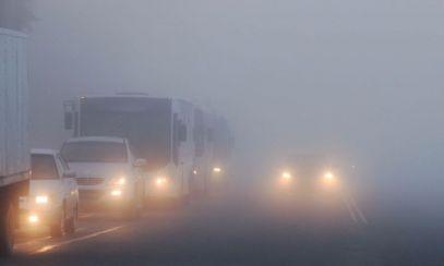 ANM, Alertă Meteo. Atenție, șoferi: Ceața pune stăpânire pe România. Care vor fi cele mai afectate zone