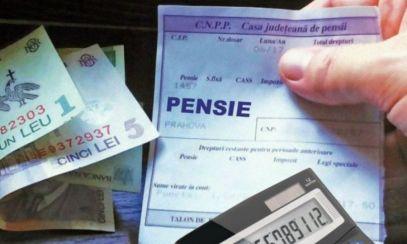 Talonul de pensie se poate trimite, la cerere, ONLINE
